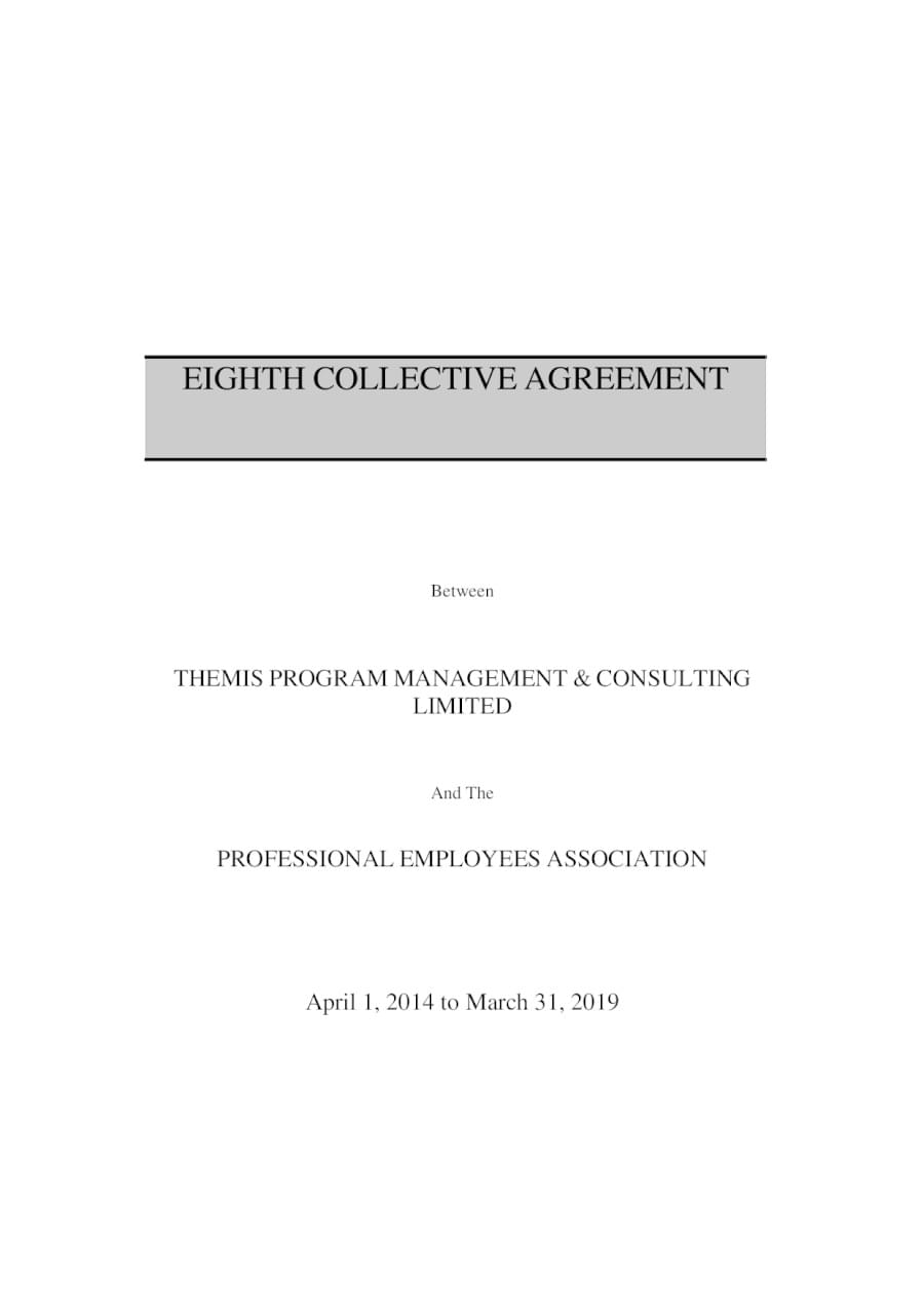 Collective Bargaining And Job Action Resources Pea